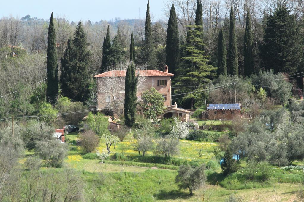 Casa en la Toscana Bio La Faniciullaccia