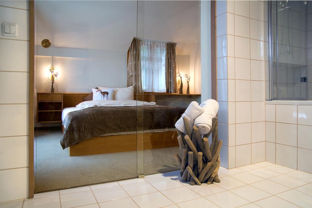 Habitación del Hotel Alpenhotel Bodele