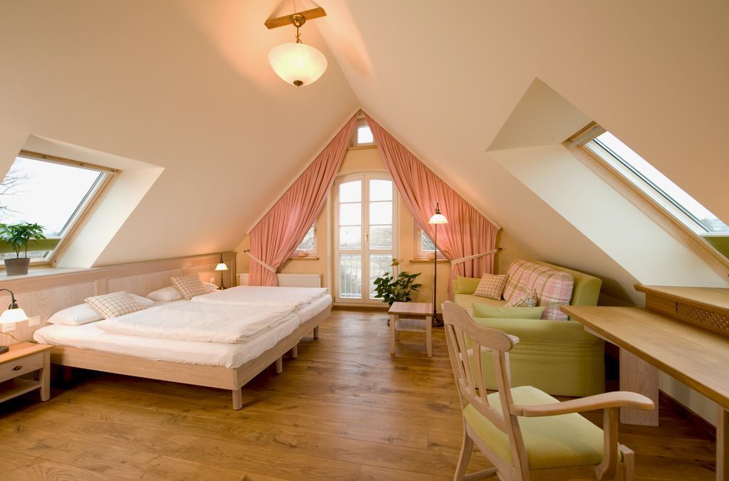 Habitación hotel Gutshaus Parin BIO