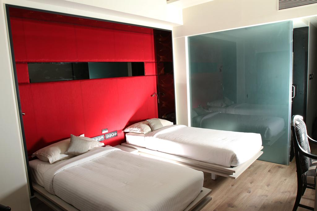Habitación Hotel Sharanam