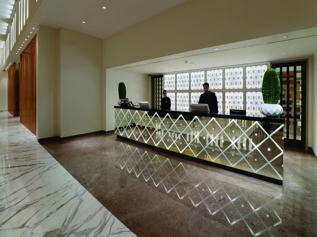 Recepción Hotel El Gran Bragwati