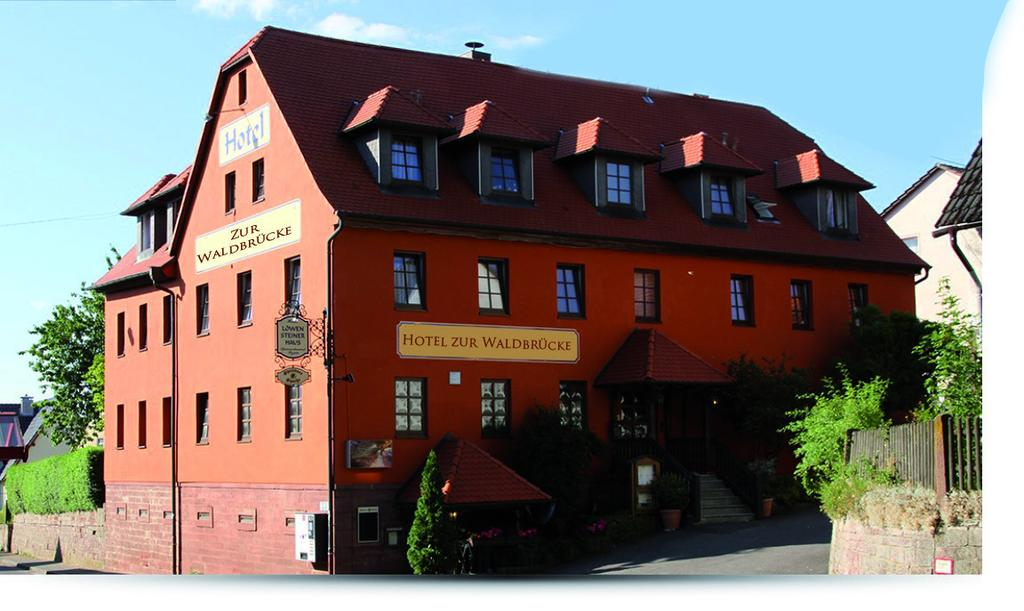 Edificio Hotel Zur Alemania