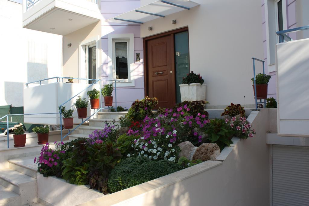 Entrada Casa Hostal Veggie Garden