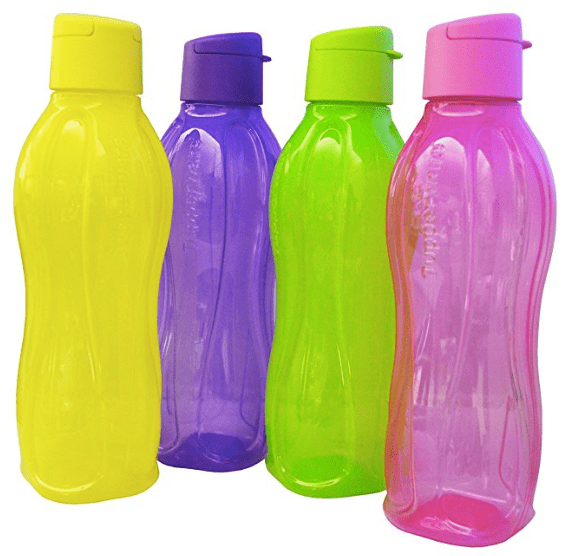 Botellas Tuperware