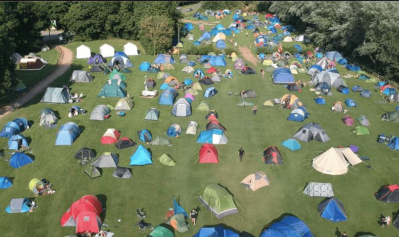 Campamento Nottingham