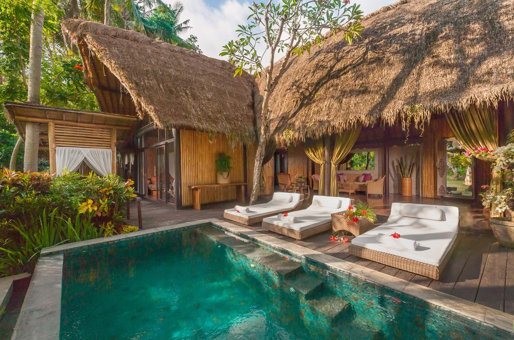 Hotel con Restaurante Vegetariano en Bali