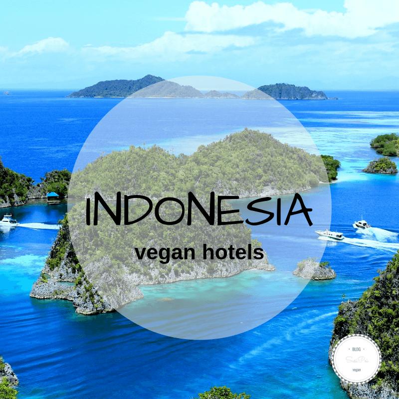 turismo vegano indonesia