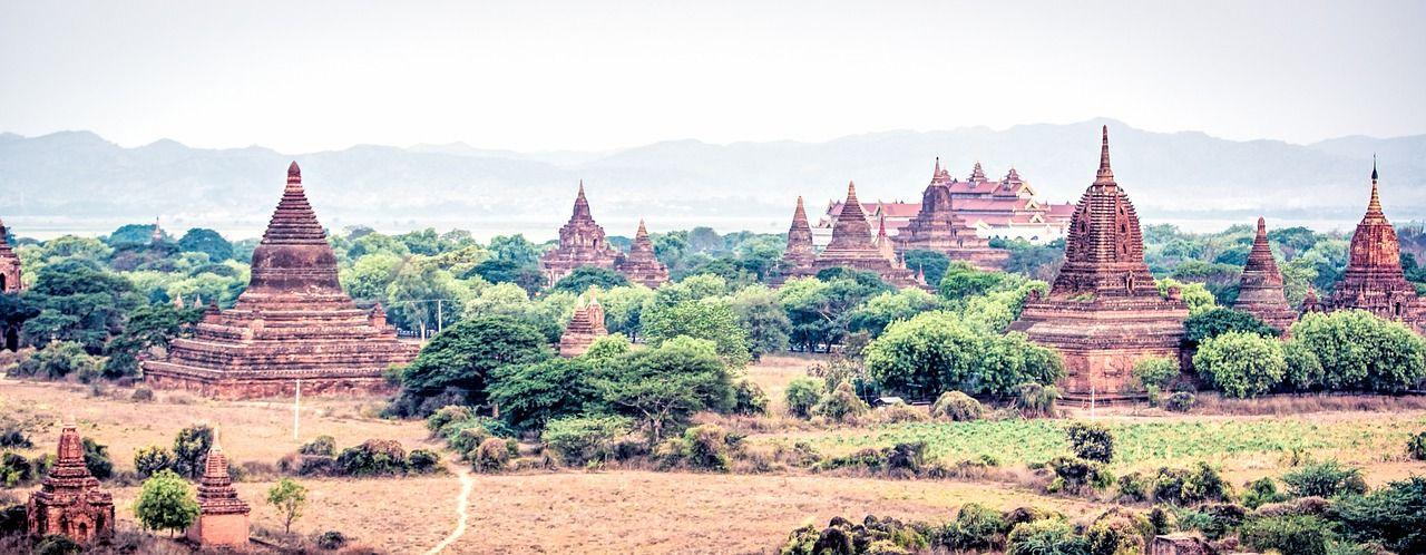 turismo vegano birmania