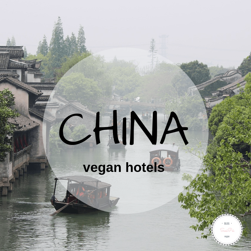 turismo vegano china