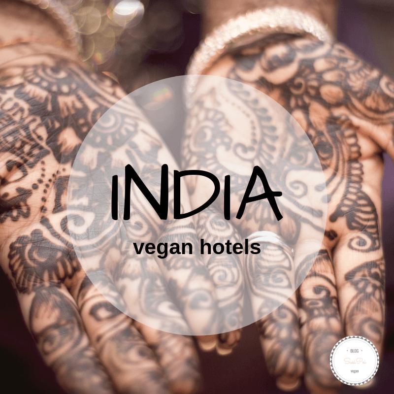viajes veganos india