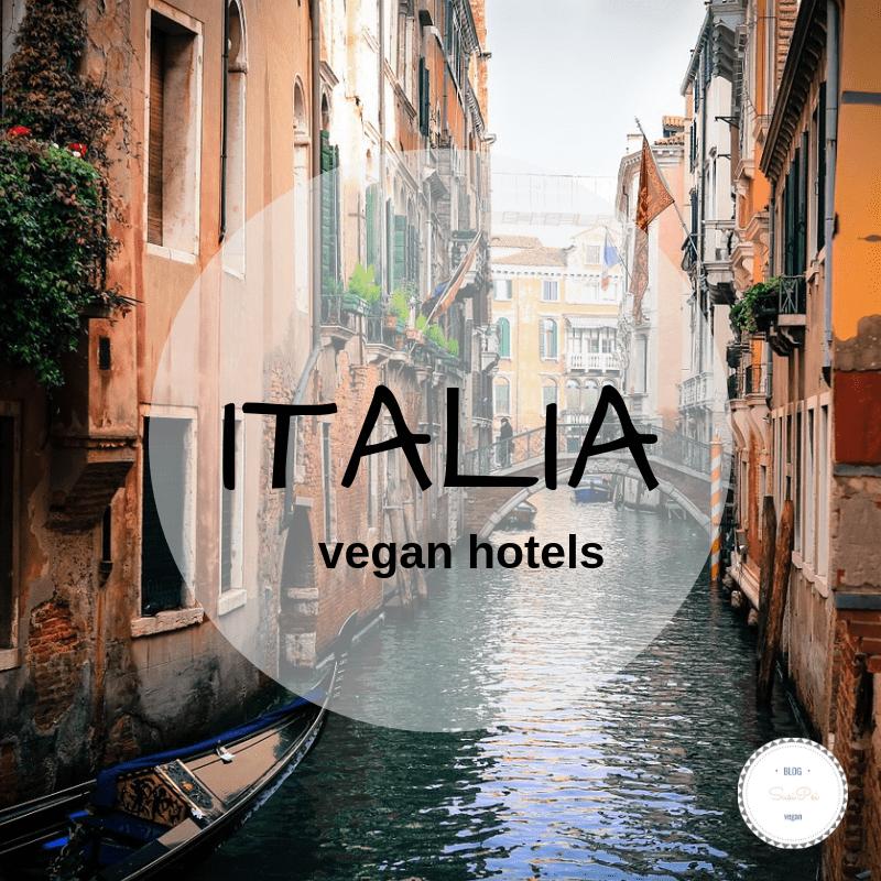 viajes veganos italia