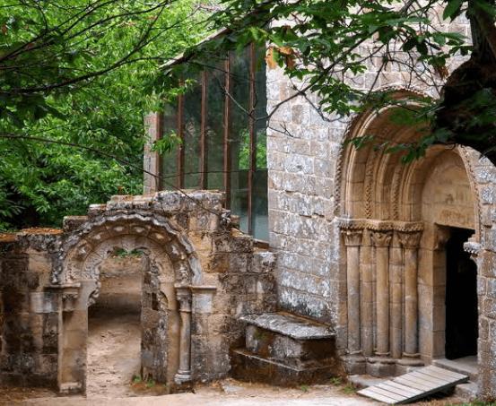 románico santa cristina hotel