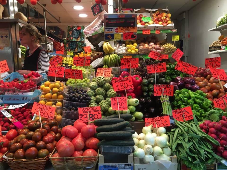 mercado mallorca vegan