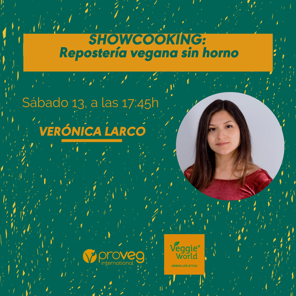 showcooking verónica larco