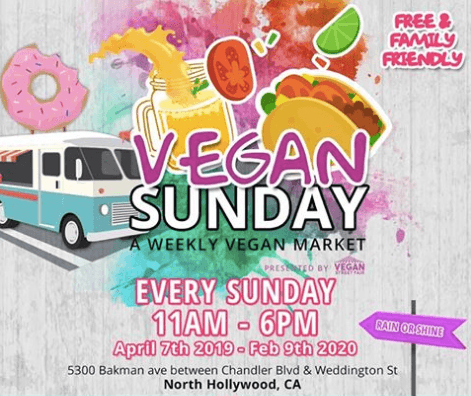 vegan sunday