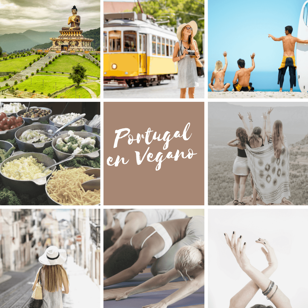 vegan travel portugal