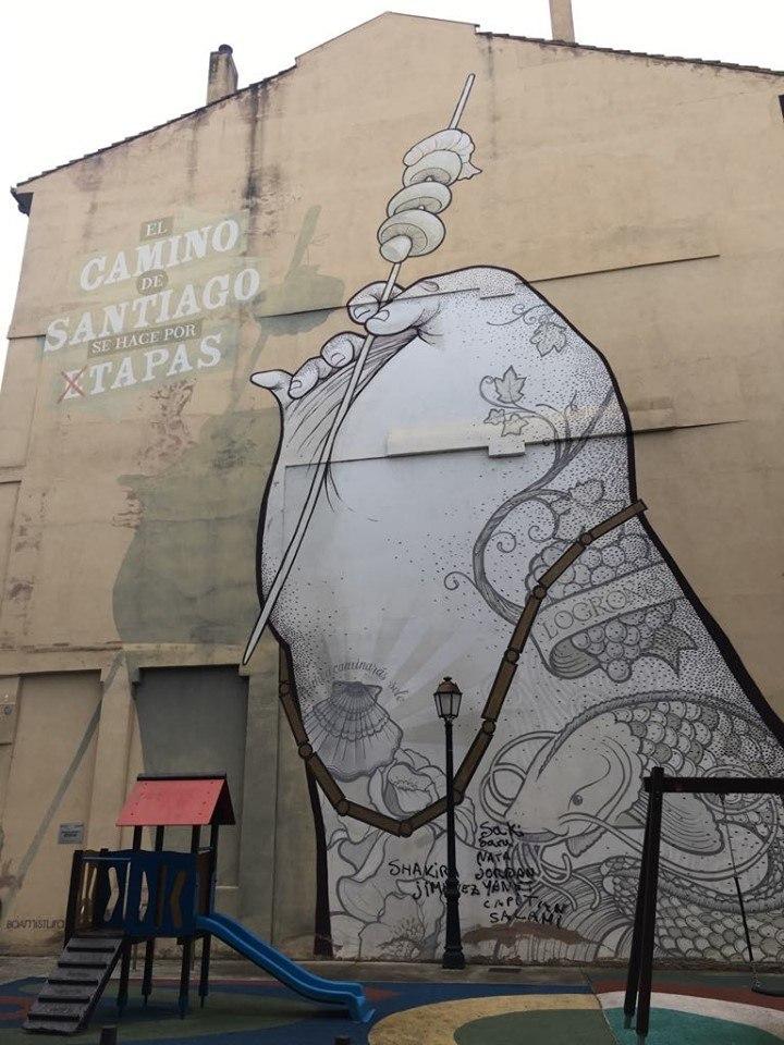 arte urbano logroño