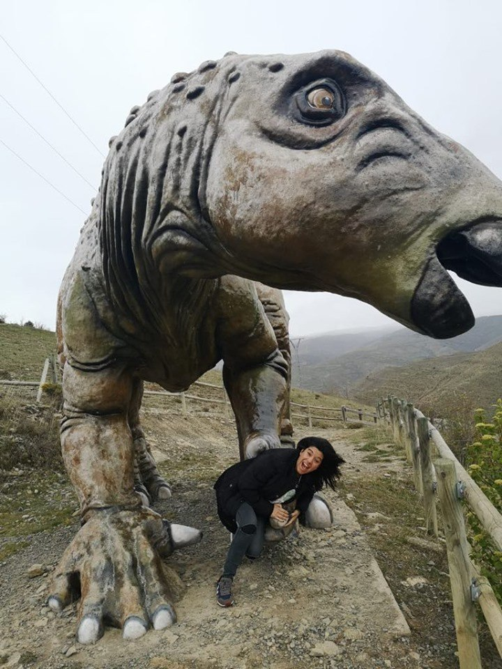 dinosaurio la rioja