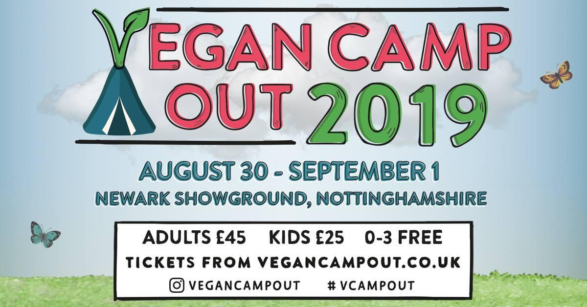 campamento vegano