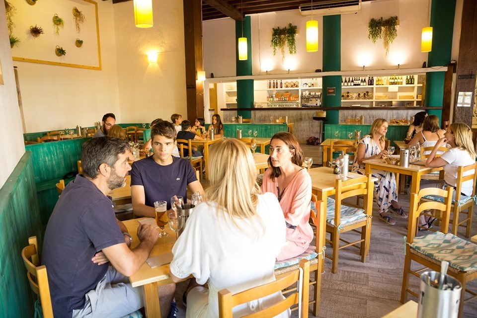 Restaurante vegetariano Mallorca