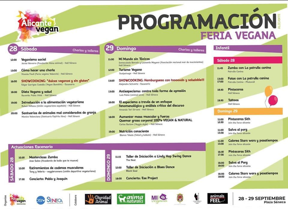 Feria Vegana Alicante