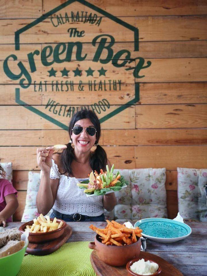 Restaurante Vegano The Green Box
