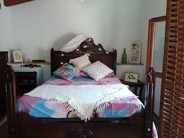 cama la cabaña