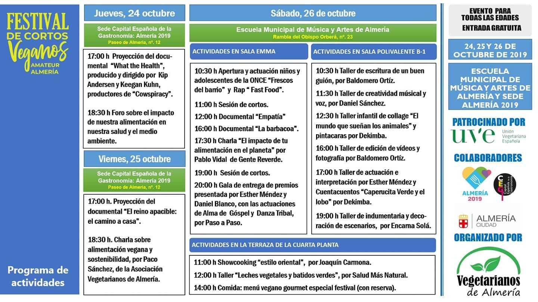 programa festival almería