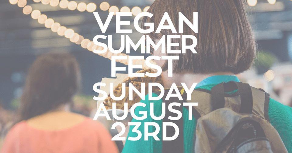 Vegan summer fest gante