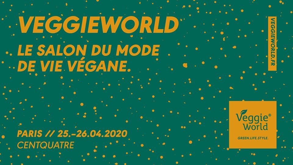 veggie world parís 2020