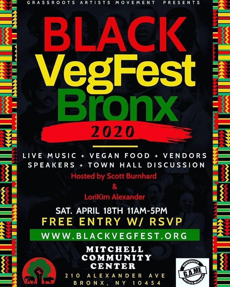 Black vegfest bronx