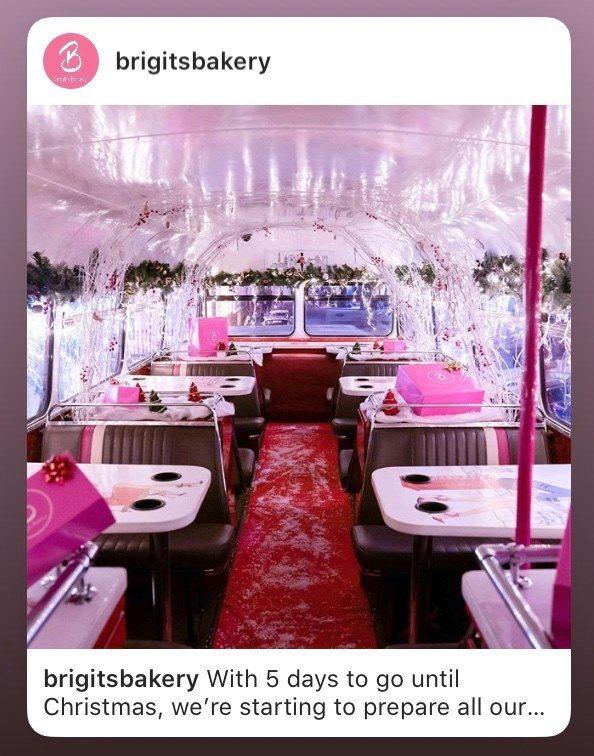 interior bus vegano londres