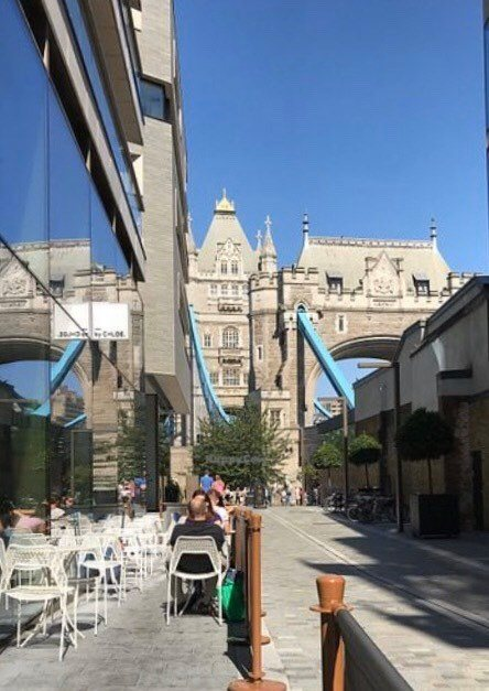 restaurante vegano london tower