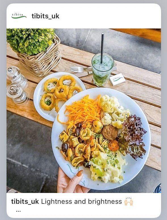 vegan food london
