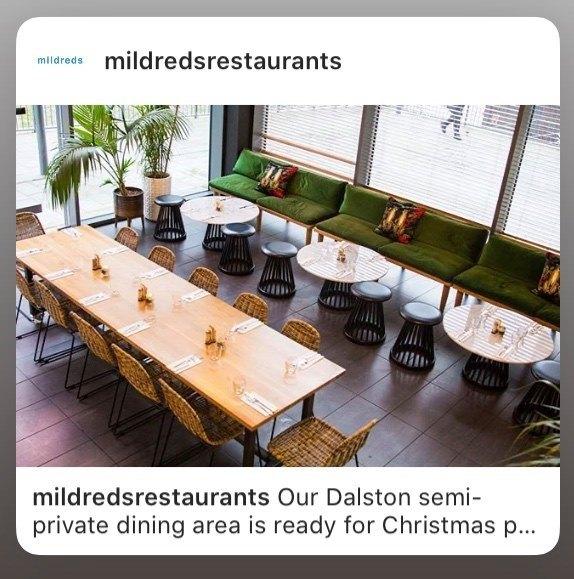 mildred vegan restaurant