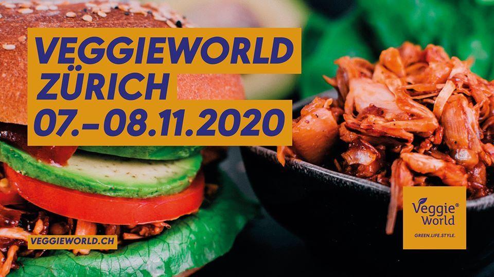 veggie world zurich 2020