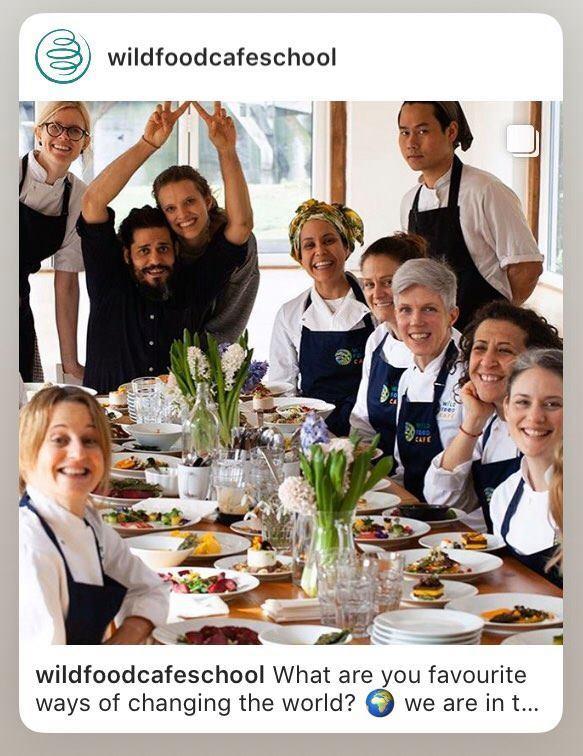 escuela de chefs londres