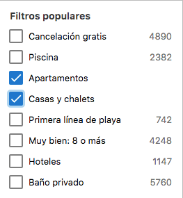 apartamentos booking