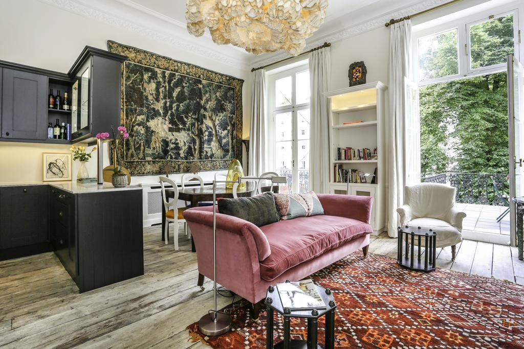 the best apartment notting hill