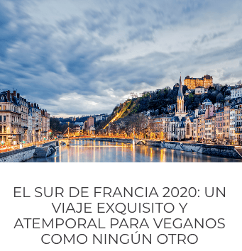 Vegan Travel sur de Francia