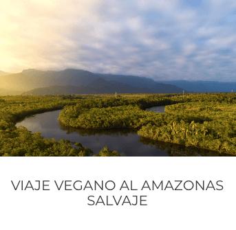 Crucero Vegano por Amazonas