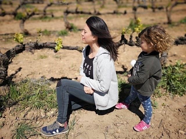 uva ecológica para vino