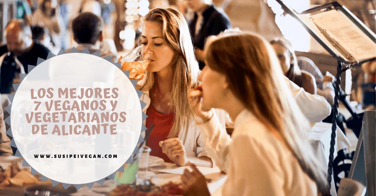Veganos Alicante