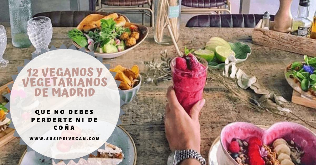 Veganos de Madrid