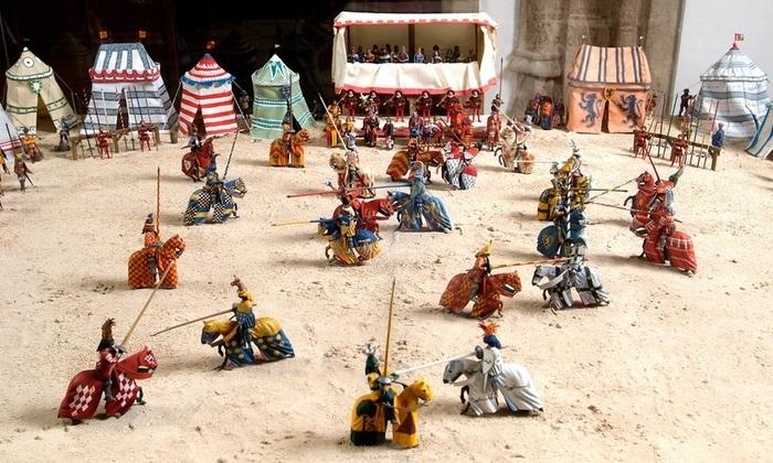 Museo soldaditos de plomo en Valencia