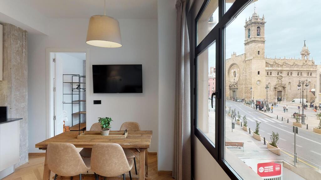 Apartamento con vistas en Valencia