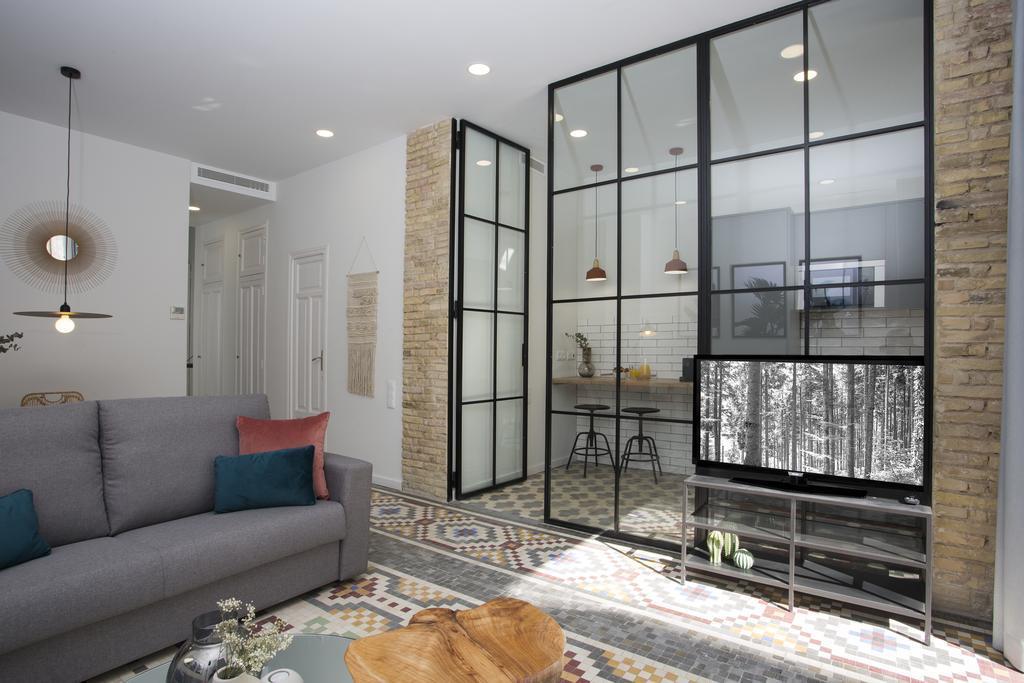 Apartamento con cocina en Ruzafa