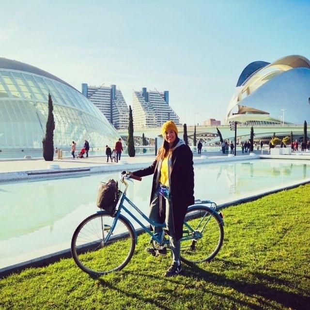 bici valencia