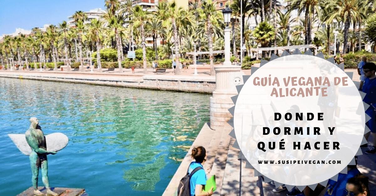 Guía vegana Alicante
