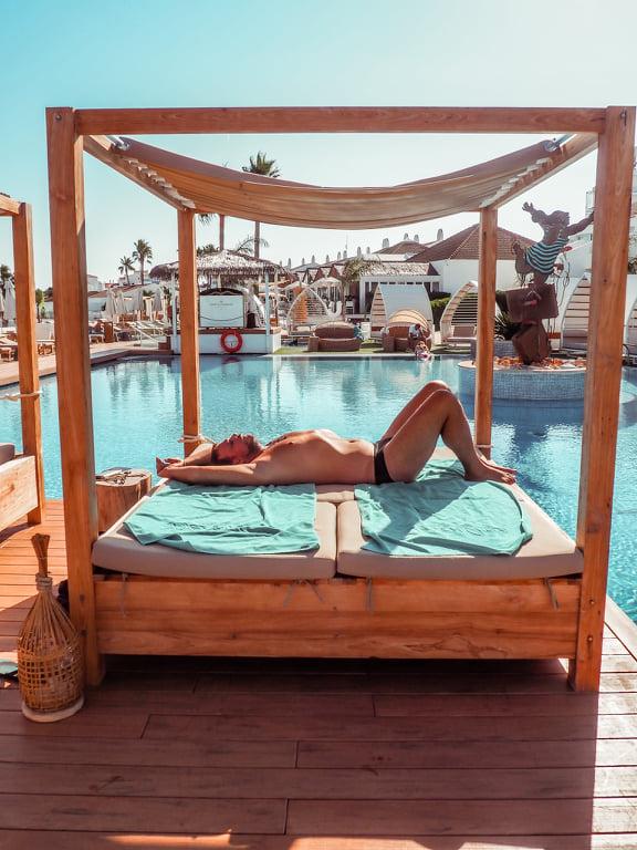 Hotel con dj en Menorca